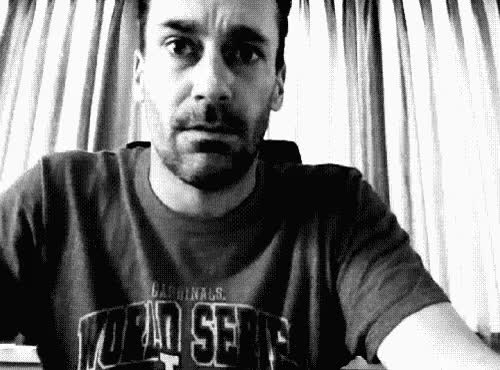 Watch and share Jon Hamm GIFs on Gfycat