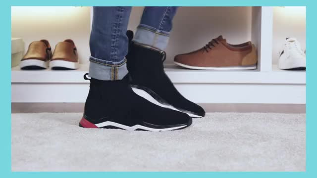 Watch and share Aldo Insider - Edmund Looks Effortlessly Cool In Slip On Sneakers GIFs on Gfycat