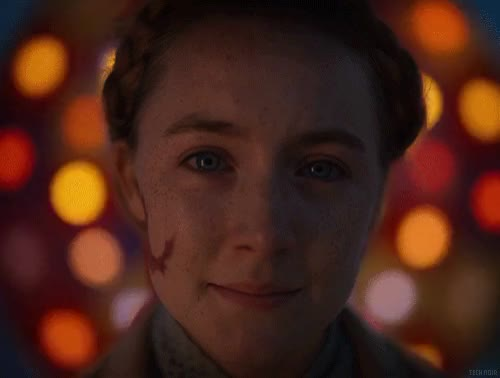 Watch and share Saoirse Ronan GIFs on Gfycat
