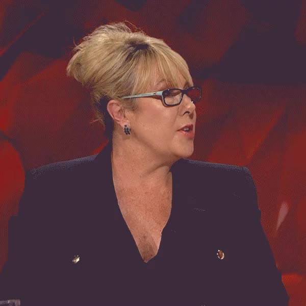 Watch Careful, Tony GIF by @abcqanda on Gfycat. Discover more Careful, Q&A, QandA, Teena McQueen, Tony Jones GIFs on Gfycat