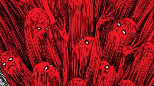 Watch Manga de Terror GIF on Gfycat. Discover more Horror GIFs on Gfycat