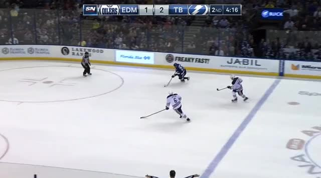 Watch and share Larsson Strong Plays GIFs by cultofhockey on Gfycat