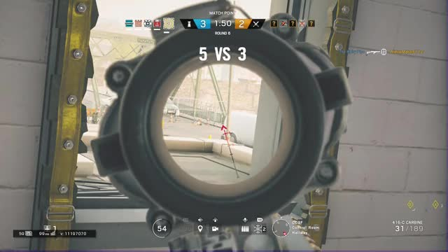 Watch this GIF by Gamer DVR (@xboxdvr) on Gfycat. Discover more TomClancysRainbowSixSiege, VDNKh Ranger, xbox, xbox dvr, xbox one GIFs on Gfycat