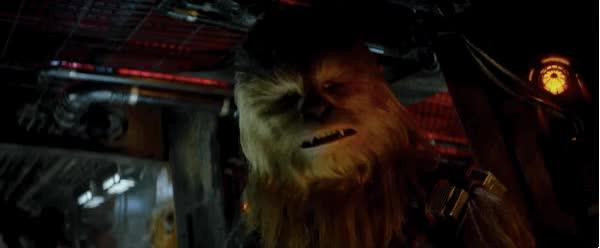"Watch and share ""Yaaaarrrrgghhhhh."" - Chewbacca animated stickers on Gfycat"