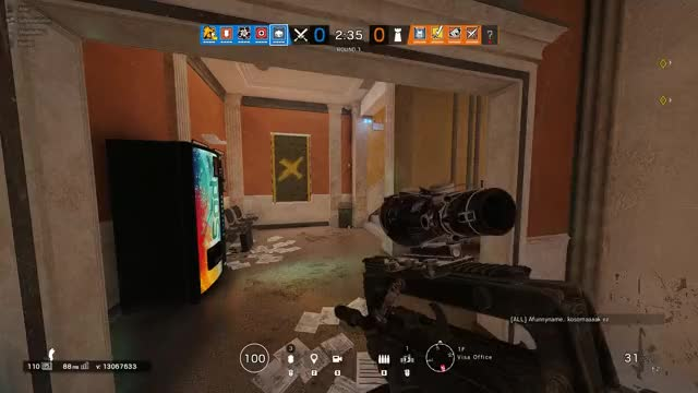 Watch and share Rainbow6 GIFs and Siege GIFs by Aser Osama on Gfycat