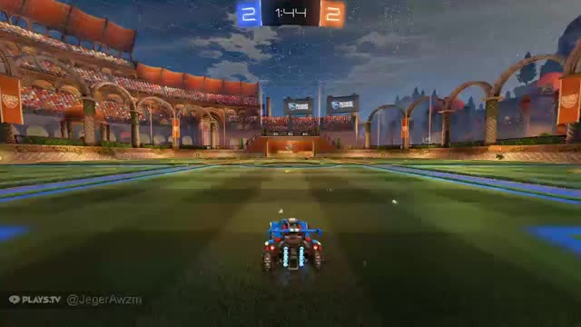 Watch and share Rocket League GIFs by jegerawzm on Gfycat