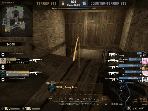 Watch and share Clutch GIFs and Csgo GIFs on Gfycat