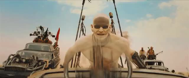 Watch and share Madmax Furyroad Gifs GIFs on Gfycat