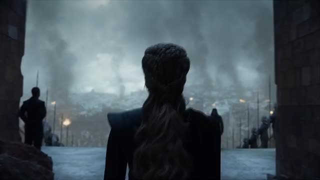 Watch and share Daenerys Targaryen Walking Out GIFs on Gfycat