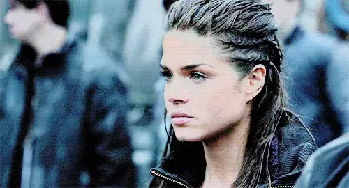 Watch and share Marie Avgeropoulos GIFs and Dat Jawline Tho GIFs on Gfycat