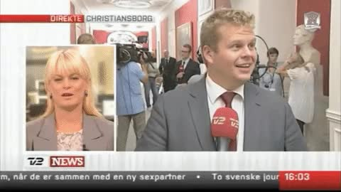 Watch TV reporter fail GIF by SuperKozz (@superkozz) on Gfycat. Discover more busted, fail, funny, reporter, tv, watchpeopledieinside GIFs on Gfycat