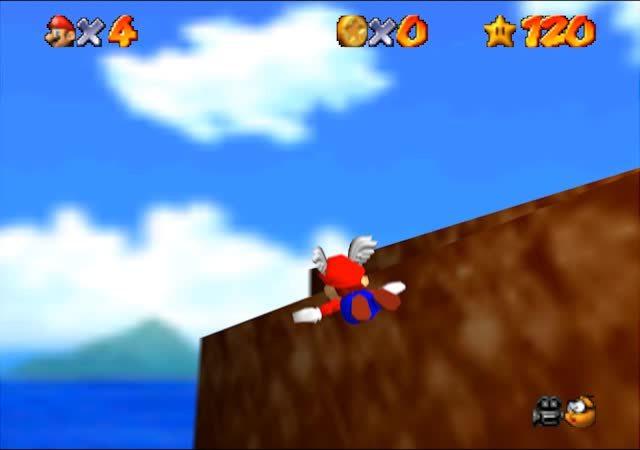 gaminggifs, Super Mario 64 GIFs
