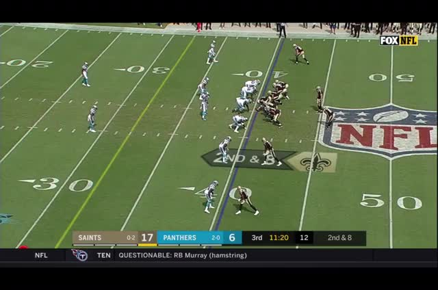 Watch and share MTBracketCovg Ted Ginn TD GIFs by spizzie on Gfycat