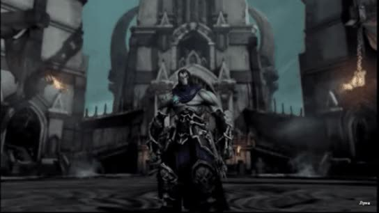 Watch and share Darksiders GIFs by Елена on Gfycat