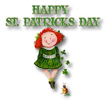 Watch and share Happy St. Patrick's Day GIFs on Gfycat