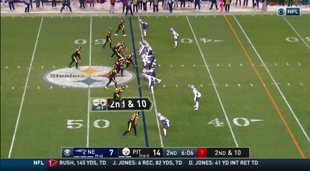 Watch and share 8 Harmon Intercepts Big Ben GIFs on Gfycat