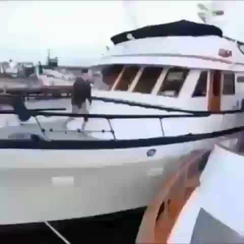 Watch and share Boat Hopping GIFs by Boojibs on Gfycat