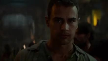 Watch and share Tobias Eaton GIFs and Factionless GIFs on Gfycat