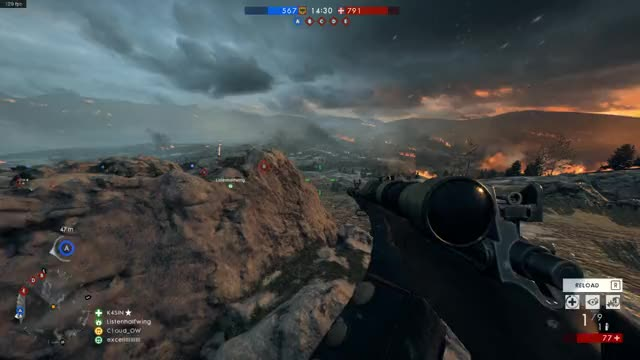 Watch and share Battlefield 1 2019.06.09 - 00.37.52.05.DVR GIFs by lkw0011110 on Gfycat