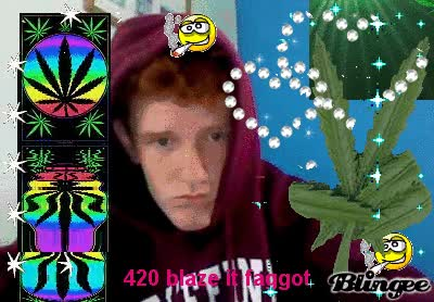 Watch and share 420 Blaze It GIFs on Gfycat