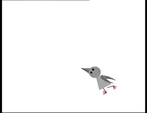 Watch and share Маленький Воробей, Который Не Умел Летать (2002) Мультфильм GIFs on Gfycat