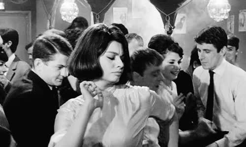 dance, dancing, party, sophia loren, Sophia Loren Dancing GIFs