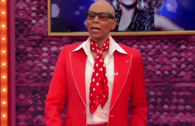 Watch and share Hilarious GIFs and Rupaul GIFs by Super GIF on Gfycat