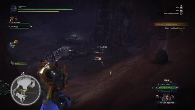 Watch Monster Hunter: World_20180529231211 GIF on Gfycat. Discover more PS4share, Monster Hunter: World, PlayStation 4, Sony Interactive Entertainment GIFs on Gfycat