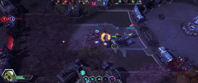 Watch and share Braxis Mercs And Baneling Deflect GIFs on Gfycat