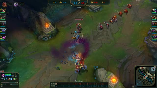 Watch Kiting GIF on Gfycat. Discover more leagueoflegends GIFs on Gfycat