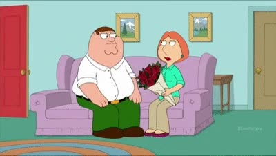 Watch and share Peter Griffin Taking A Knee GIFs on Gfycat