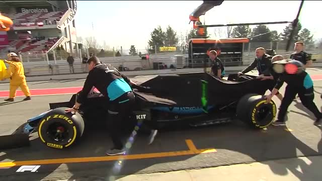 Watch Day 1 Highlights | F1 Testing 2019 GIF by @gandalf on Gfycat. Discover more Action, Auto Racing, F1, Formula 1, Formula One, GP, Grand Prix, Motor Racing, Sport, Sports GIFs on Gfycat