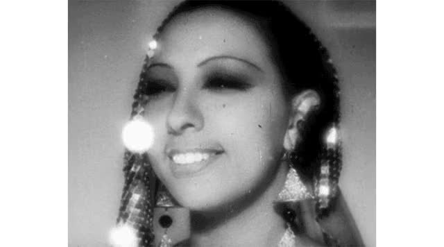 Watch and share Josephine Baker Is Here Cladded In A Shimmering Veil. animated stickers on Gfycat