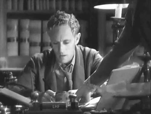 Watch and share Leslie Howard GIFs and Devotion GIFs on Gfycat