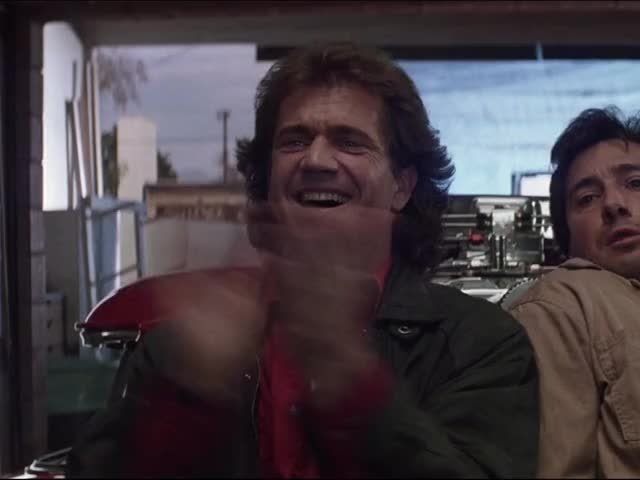 Watch and share Lethal Weapon GIFs and Mel Gibson GIFs by MikeyMo on Gfycat