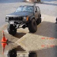 Watch and share XJ Cherokee Flex Shot GIFs on Gfycat