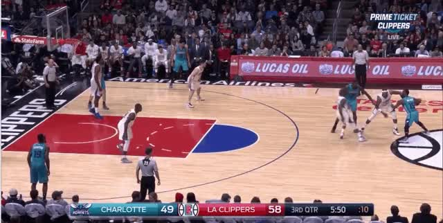 Old man Truth shows Kemba Walker he can still play lock down defense