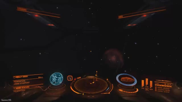 The scale of Elite:Dangerous (reddit) GIF by (@nukeclears) | Find