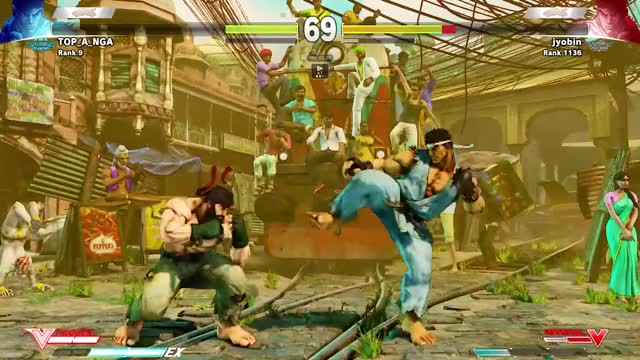 Watch and share Sfv Rank Matches GIFs and Ps4 Sf5 Replays GIFs by xuvial on Gfycat