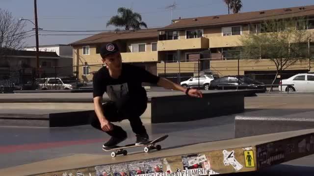 Watch and share BS 360 + Late Backfoot Flip - Genesis Delegarza (reddit) GIFs on Gfycat