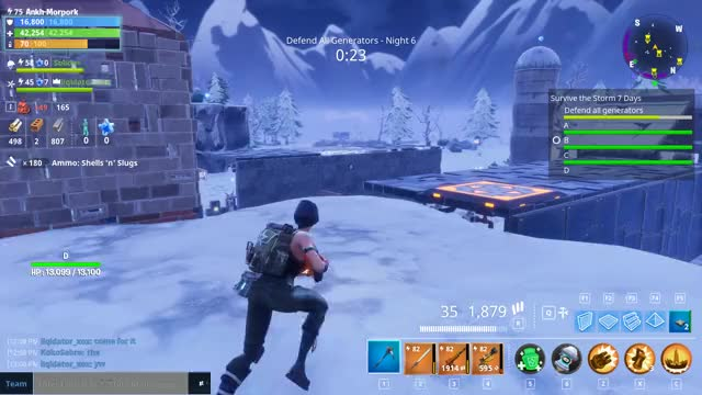 Watch and share Fortnite GIFs by Koko Sabre on Gfycat