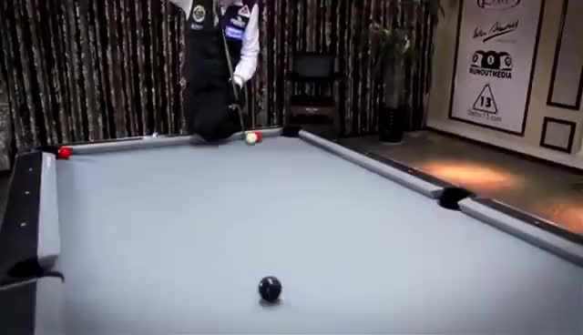Watch Insane Pool Trickshots 2016 GIF on Gfycat. Discover more related GIFs on Gfycat