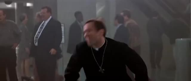 Watch Hallelujah GIF on Gfycat. Discover more Crazy Cage, Face Off, Hallelujah scene, Nicolas Cage GIFs on Gfycat
