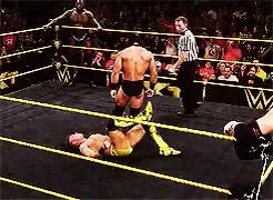 Watch and share Adrian Neville GIFs and Tylerblacks GIFs on Gfycat