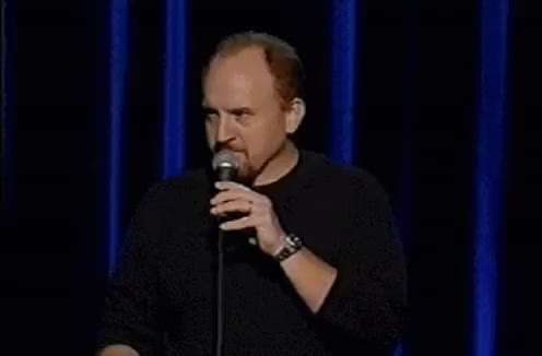 Watch classic Louis CK GIF on Gfycat. Discover more louis c.k GIFs on Gfycat