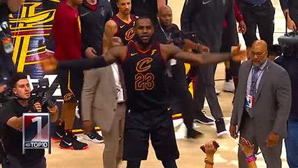 050518, lebron james, LeBron James — Cleveland Cavaliers GIFs