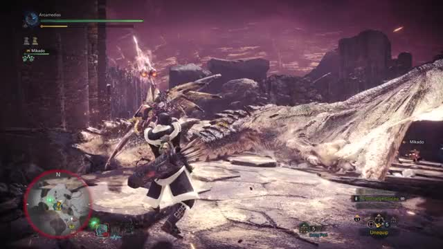 Watch Monster Hunter World 20181215193412 GIF by shonen on Gfycat. Discover more related GIFs on Gfycat
