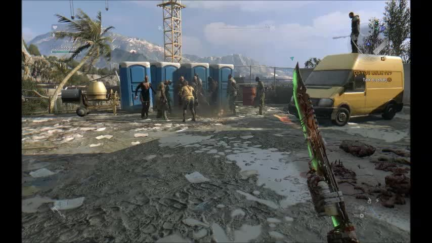 Airstrike, Dyinglight, gamephysics, Incoming!! GIFs