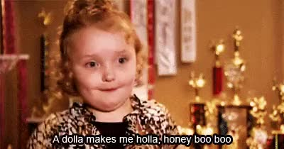 Watch and share Honey Boo Boo GIFs on Gfycat