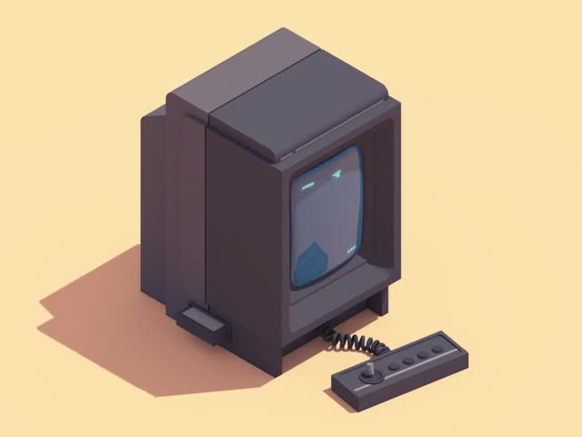 Watch Retro computer GIF on Gfycat. Discover more related GIFs on Gfycat